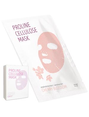 Биоцеллюлозная маска для лица