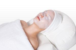 Применение био-целлюлозной маски